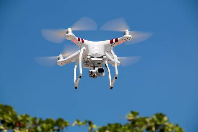 Chinese-made drone app may be spying on Americans