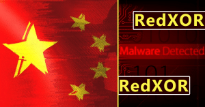 RedXOR malware linked to Chinese Hackers